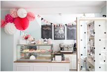 candy & coffee shops