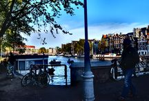 All about Amsterdam!... / About my discoveries on Amsterdam, which is a very special city for me!