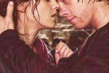 Hermion e Ron
