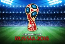 2018 WORLD CUP IN RUSSIA
