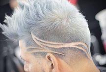 hair tatoos
