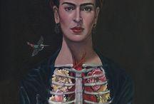 Frida / The art and life of Frida Kahlo