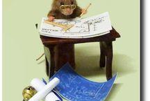 mice / by Jacque Estill Summers