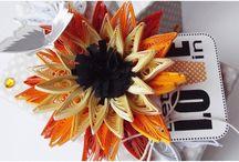 Quilling / Ręcznie wykonane w technice quillingu kartki i inne przedmioty, na bazie materiałów i narzędzi dostępnych w sklepie Craft Style