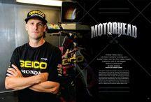 Motocross / Geico Honda