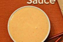Sauces condiments