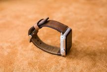 Apple Watch Band - Antic Brown Color