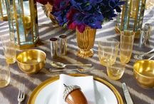 Glam Tablescapes