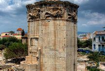 αρχαιολογικοί τόποι Αθήνας και Αττικής