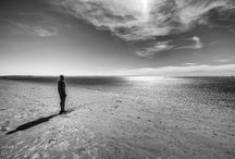 Places To Go / Forby Beach, Merseyside. Home to 'Another Place' by Antony Gormley. These are some of the many images I took during my visit.