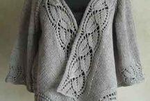 knit it ~ ponchos, shawls & shrugs / by Barbara Harris