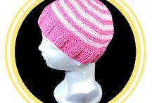 GORROS A CROCHET / Recopilación de patrones y videos con información para tejer gorros a crochet o ganchillo