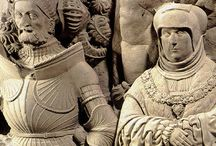 tombs and tomb effigies