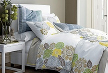 Yup...I'm addicted to bedding / by Melissa Scott