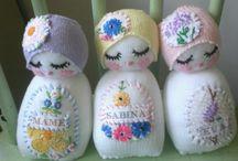 bonecas encantadas