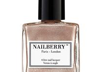 Nailberry Polishes