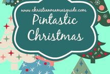 Pintastic Christmas / Get simple but meaningful Christmas craft, recipe and tradition ideas that you can do with your kids.  Click christianmamasguide.com for a new one every weekday in December.