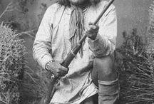 Indiánský náčelníci