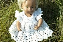 Sasha dolls / I have one Sasha Doll of my own, called Belinda, and I love to look at others and find clothes patterns online.
