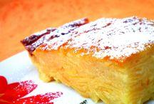 Gâteau pommes poires