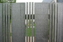 Fences, Gates & Privacy Screens / by Kelly Lamb