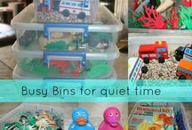 busy bags / by Amber Winstanley