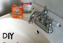 Cleaning tips / by Kathryn Alore