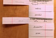 dicas de estudo/ organização
