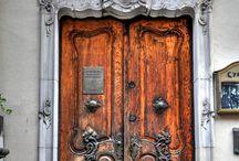 mystery doors
