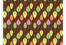 Telas geométricas / telas de algodón estampadas con motivos geométricos