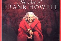 "The Art of Frank Howell / ""When one stands before any kind of art, it should tell nothing. It should, however, create the infinity of questions begetting questions. It should be a mirror that is not superficial, in that it reflects the physical self. That reflection is emotional and historical but it is a pathway to insight into a more spiritually significant present."" -- Frank Howell"