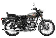 ROYAL ENFIELD STANDARD BULLET 500 / The new Bullet 500 is essentially the motorcycle with the timeless iconic handcrafted design of the legendary Bullet now powered with a solid 500 cc Unit Construction Engine with Twinspark ignition for better combustion,