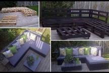 Jardim e Ambientes Externos