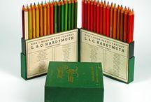 antiek potloden