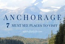 Joint Base Elmendorf-Richardson / All the things we love to do in Anchorage, Alaska