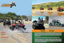 ATVs / We have developed the most exciting and gorgeous trips in Los Cabos, so choose your favorite tour wisely... or do all of them!