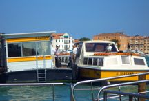 Cities in Italy - Venice Transportation / How to get around in Venice on the water taxi, water bus and gondola.Visit www.LearnTravelItalian.com again for a new Cultural Note each month. Contact us by email with any suggestions for future cultural notes or comments you may have. Until then, buon viaggio a tutti! From the staff at Stella Lucente.