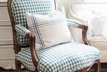 Fabric - Gingham & Buffalo Check