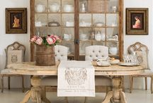 French dinning room ideas