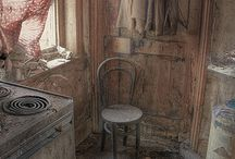Abandoned/Antique