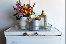 Home decor / by Ruth Berard