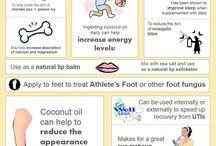 Coco nut oil