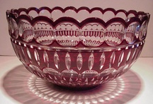 Dishes~Glassware~Collectables / by Janet Rollins