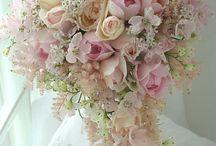 Bryllaup: brudebukett