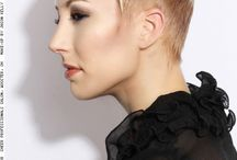 Short Stuff / Collection of funky dramatic cool short hair styles!!