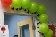 idea: baloon display