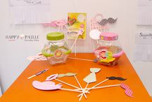 Sweet table Happy Paille ...