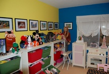Playroom / by Ashley Rowan Haight
