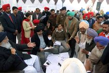 Sangat Darshan program in Bucho Mandi