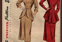 1940's Utility Chic / by StephC
